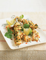 Easy Ginger-Baked Prawns
