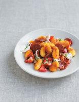 Pan-Fried Gnocchi and Chorizo Salad