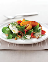 Roasted Pumpkin with Feta