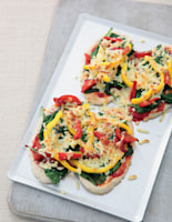 Tricolori Pitta Pizzas