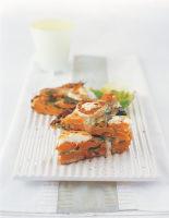 Sweet Potato & Cheese Frittata