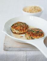 Sweet Chilli Salmon Fishcakes