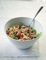 Sardine and Three Bean Salad