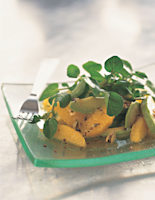 Spiced Orange & Avocado Salad