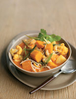 Malaysian Coconut and Vegetable Stew
