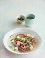 Fragrant Soba Noodle Soup