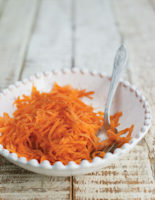 Orange Blossom Carrot and Cumin Salad