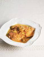 Chicken, Green Olive and Preserved Lemon Tagine