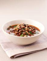 Guinea Fowl & Bean Soup