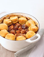 Game & Chestnut Casserole