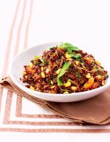 Lamb & Red Rice Pilaf