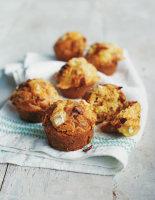Rosemary, Bacon and Brie Muffins