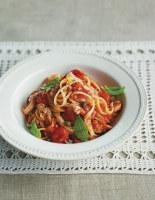 Spicy Sardine Linguine