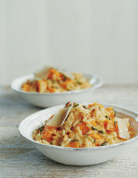 Creamy Butternut and Sage Risini