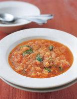 Tomato & Bread Soup