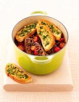 Veggie Sausage Hotpot