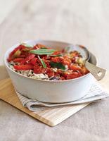 Sage & Tomato Pilaff