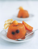 Persimmon & Star Anise Jelly