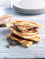 Onion & Mushroom Quesadillas