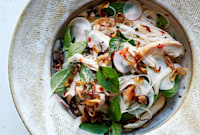 How to Make Rice Vermicelli with Chicken