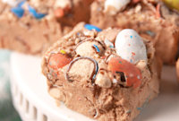 Robin Eggs Malt Fudge Will Make You so Excited for Easter!