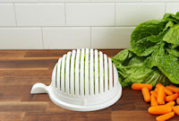 This Ingenious Tool Takes All Of The Hassle Out Of Making Salads!