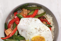 How to Make Sweet-Spicy Chicken and Vegetable Stir-Fry