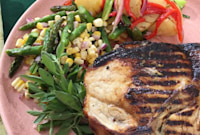 Grilled Buttermilk-Brined Pork Chops: Get the Mouth-watering Recipe!