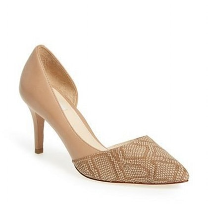 Cole Haan Highline Half D'Orsay Pump