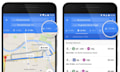 Google Maps kann jetzt auch Taxis
