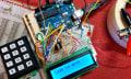 Zum Nachbauen: Laser-Lichtschranke mit Pinpad und LCD-Anzeige (Video)