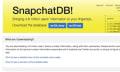 Snapchat-Datenleak: 4,6 Millionen Telefonnummern mit Usernamen veröffentlicht