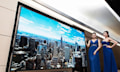 Größer geht nicht: Samsung präsentiert ersten 110 Zoll-UHDTV
