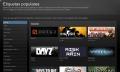 Steam te ofrece Etiquetas para que te sea más fácil encontrar sus juegos