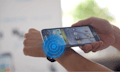 Haloband: NFC-Armband für Smartphone-Shortcuts