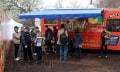 Watson-AI zeigt IBMs computergenerierenden Food-Truck auf SXSW