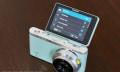 Samsung NX mini, la cámara