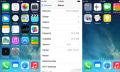 Sieht so iOS 8 aus?