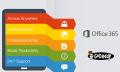 GoDaddy y Microsoft se asocian para ofrecer Office 365 a las pequeñas empresas