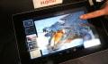 Probamos el tablet con simulación de texturas de Fujitsu (es sorprendentemente creíble)
