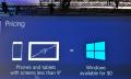 Kleine Geräte, keine Kosten: Microsoft beendet Windows-Lizenzgebühren