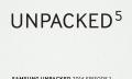 El misterio del 5: ¿Qué va a presentar Samsung en su próximo Unpacked?