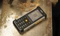 Outdoor-Handy Cat B100: Weil man auf Baustellen kein LTE braucht