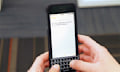 iPhone-Tastatur-Case Typo: BlackBerry stoppt Verkauf
