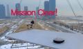 LG pone en aprietos a su ejército de limpiadores robotizados (¡en vídeo!)