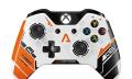 Así es el mando edición limitada de Titanfall para Xbox One