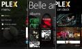 La aplicación de Plex llega por fin a Windows Phone 8 (gratuita durante 30 días)