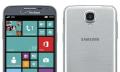 El Samsung ATIV SE se filtra en Twitter: Así sería el regreso de Samsung a Windows Phone