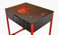 PC im Tisch: Gaming-Prototyp DK01 von Lian-Li