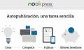Nook Press, la plataforma de autopublicación de Barnes & Noble, llega a España y otros países de Europa